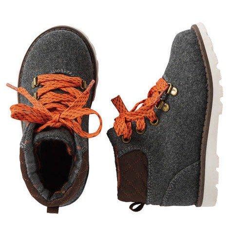 Carter's hiker boots