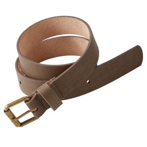 Casual buckle belt